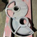 Производство суппорта и контргруза для вибратора MV-4
