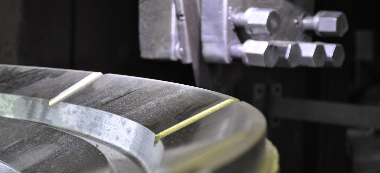 Поставки запасных частей для шагающих экскаваторов