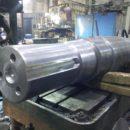 Изготовление Вала эксцентрикового; №949626150900; для дробилки Metco C-125